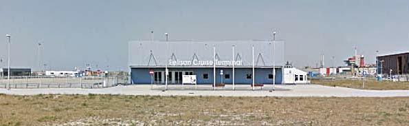 Cruiseterminal IJmuiden Felison